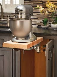Kitchen Cabinet Lift Rev A Shelf Appliance Lift Unique Storage Solution For Your Heavy