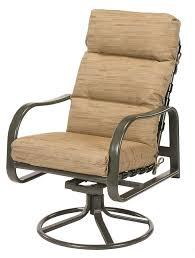 high back swivel rocker windward swivel rocker chair