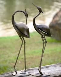 71 best outdoor décor garden sculptures statues images on