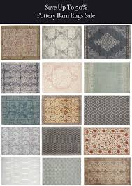 Pottery Barn Rug Sale 2018 Pottery Barn Rugs Sale Must Haves Up To 50 Candie