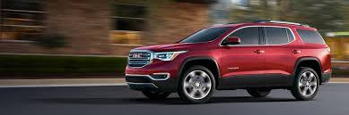 gmc acadia check engine light 2018 acadia mid size suv gmc