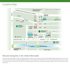 Greater Noida Metro Map by Uniworld Gardens Residential Projects In Noida Expressway
