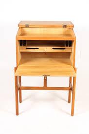 Wooden Secretary Desk by