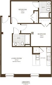 downtown richmond va 2 bedroom apartments floor plans two bedroom apartments