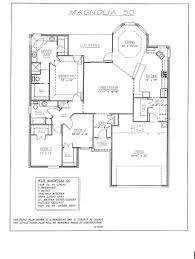12334 magnolia cottage southern living house plans 15 on