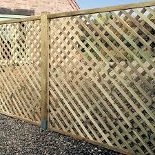 Diamond Trellis Panels Wood N Garden Wooden Garden Timber Fencing And Wooden Fence