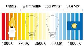 white light bulbs not yellow warm white or cool white international leds blog