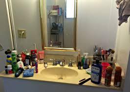 Messy Bathroom Spring Cleaning Series Week 4 Master Bathroom And Week 3 Reveal