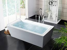 bathroom small rectangular drop in corner tub with ceramic