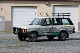 land rover 1990 1990 range rover great divide replica shows up on ebay photo