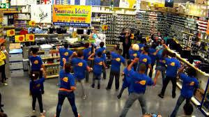 bureau valé flashmob bureau vallée st ker musik