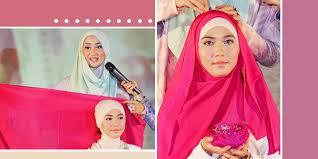 tutorial pashmina dian pelangi tutorial hijab pashmina ameliawulandari1703