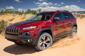 2016 jeep cherokee sport red 2014 jeep cherokee first drive automobile magazine