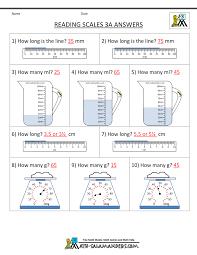 10 measurement worksheets grade 3 lvn resume