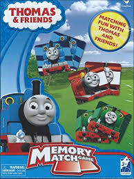 amazon thomas friends memory match card game toys u0026 games