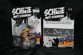 matt schuie schubring mx motocross dirt bike figurine fmx