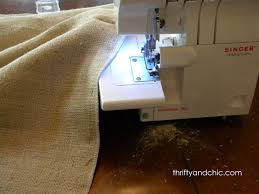 Burlap Curtains Amazon Thrifty And Chic Diy Projects And Home Decor