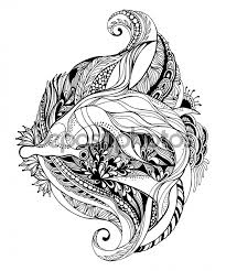 shark coloring pages adults 65310