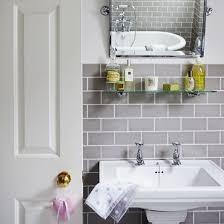period bathroom ideas take a tour around a period style cottage brick bathroom grey