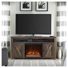Electric Fireplace Tv by Farmington Electric Fireplace Tv Console For Tvs Up To 60