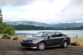 toyota camry 2018 toyota camry hybrid first drive