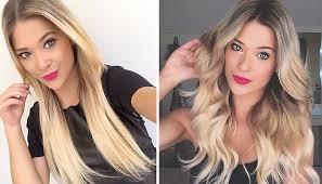vp hair extensions gabi giacomucci