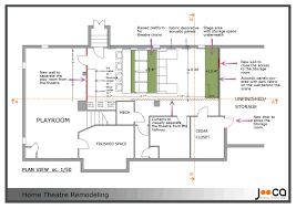 contemporary home theater design basement home theater plansfloor plans for atlanta custom finished