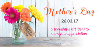 mothers day 2017 ideas 5 thoughtful gift ideas for mothers day 2017 peach hers