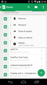 google docs and sheets get big updates with new ui ability to