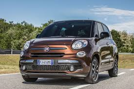 fiat fiat gives 2018 500l a facelift but you can u0027t fix ugly roadshow