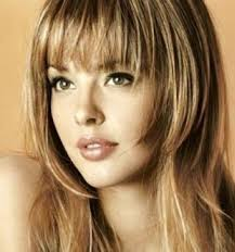 cute hairstyles for round faces and long hair straight hairstyles for round faces with bangs latest hair styles