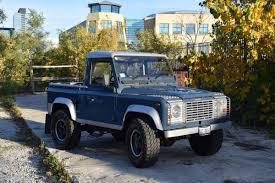 land rover defender engine 1988 land rover defender 90 for sale 1971090 hemmings motor news