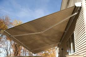 Retractable Awning With Bug Screen The Solution Screen Toff Industries