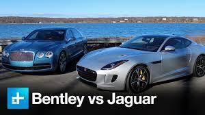 bentley news road u0026 track best of britain bentley vs jaguar youtube