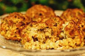 Pepperidge Farm Dressing Recipes Thanksgiving Thanksgiving Stuffing Balls Tasty Kitchen A Happy Recipe Community