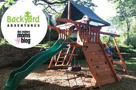 turn your yard into an adventure with backyard adventures of iowa