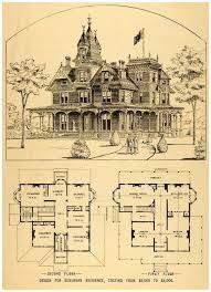 house plans authentic victorian house plans breland u0026 farmer