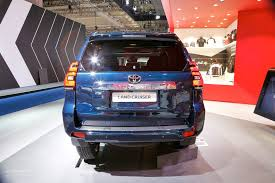 toyota land cruiser prado starting at au 55 990 in australia