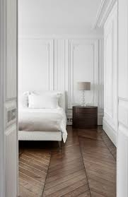 best ideas about dark wood bedroom pinterest grey brown diagonal lines the floorboards are diagonally positioned giving this plain minimalistic room some life and action there not much color patterns