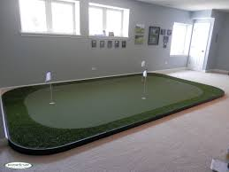 indoor putting greens modular systems greens synthetic turf of