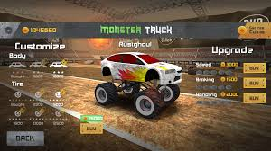 rc monster truck racing monster truck race android apps on google play