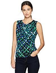 calvin klein blouses amazon com calvin klein blouses button shirts tops
