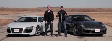 vs porsche 911 turbo r8 v10 plus vs porsche 911 turbo