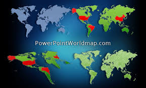 world map with country names image powerpoint world map select countries by name never make mistakes
