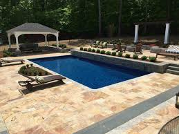 Pool Patio Pavers by Madison Ct Torrison Stone U0026 Garden