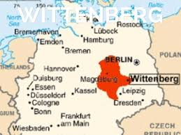 Wittenberg Germany Map by Copy Of World History Reformation Photo Essay By