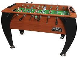 professional foosball table setup home table decoration