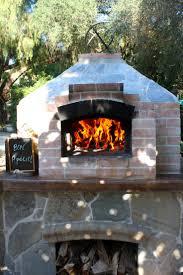 backyard brick oven pizza bend oregon decoration