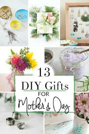 special gifts for mom 13 handmade gift ideas the crazy craft lady