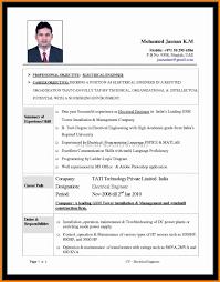 Construction Cv Template 8 Engineer Cv Template Word Mail Clerked